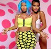 Duel Seksi Nicki Minaj dan Cassie di Video Klip The Boys