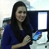 Launching Raisa Musical Note with Samsung GALAXY Note II