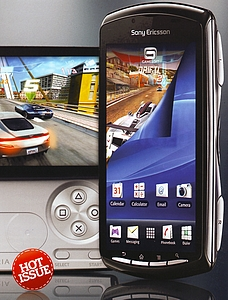 Sony Ericsson Xperia Play, The PlayStation Phone