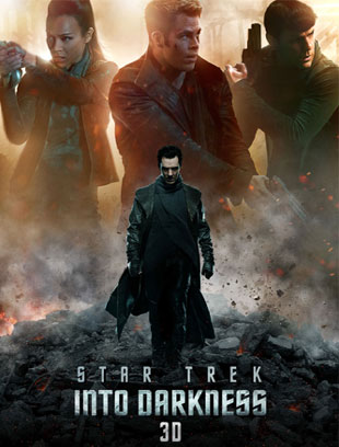 [Review] 'STAR TREK INTO DARKNESS', Memburu Teroris Melintas Galaksi