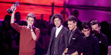 One Direction: Most Shareable, Best Pop, Best New Artist MTV VMA 2012
