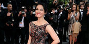 Maudy Koesnaedi Memukau di Red Carpet Cannes Film Festival