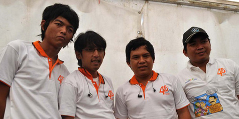 Tak Pede, Wali Band Libatkan Fans Pilih Single