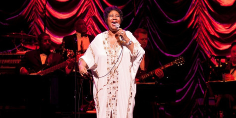 Aretha Franklin Masuk di Gospel Hall of Fame