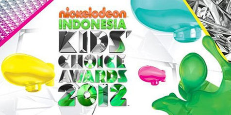 Banyak Kejutan di Nickelodeon Indonesia Kid's Choice Award 2012