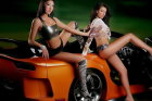 Hot Girls - Cars Modification Part 2