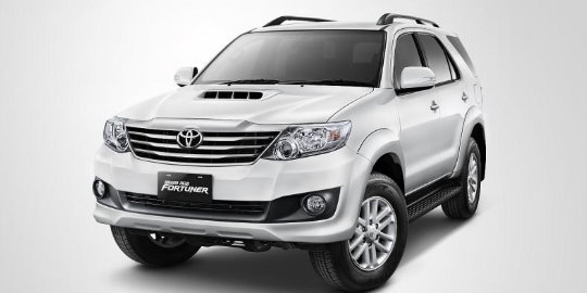Toyota Grand New Fortuner VNT, Fun to Drive