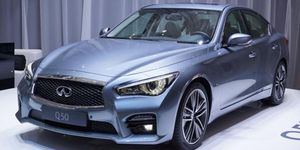 The All New Infiniti Q50 Siap Masuk Pasar Indonesia