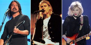 Cara Dave Grohl dan Courtney Love Kenang Kurt Cobain
