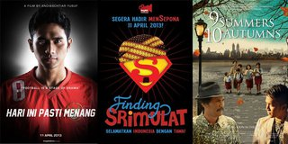 Daftar Film Indonesia Rilis April 2013