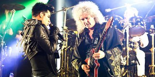 Queen, Raih Best Live Act of the Year!